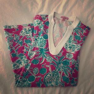 Ladies Lily Pulitzer Cotton Tunic Dress